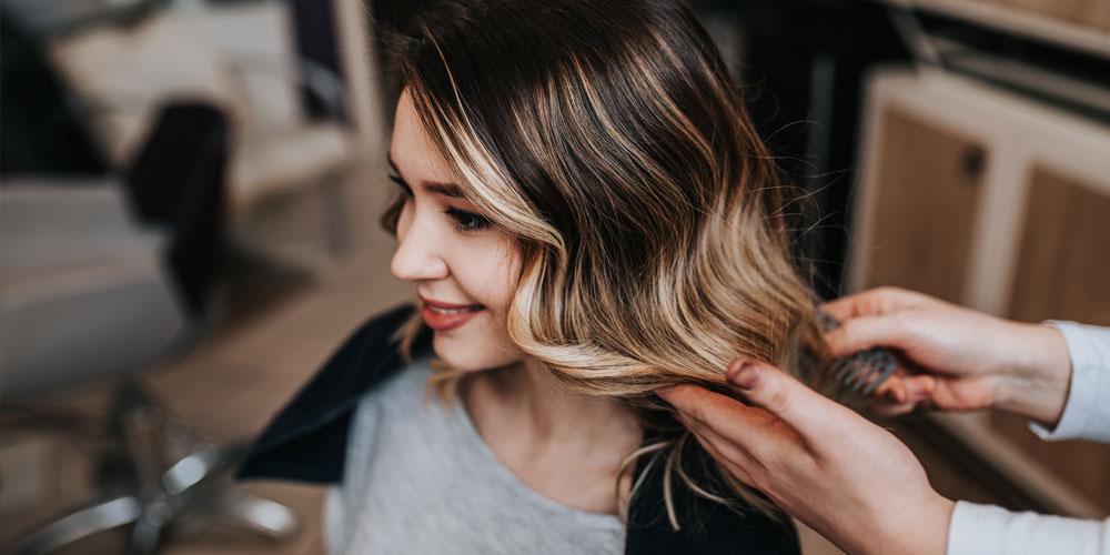 M&M Hair & Body Balayage